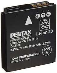 人気急上昇!PENTAX 充電式リチウムイオンバッテリー