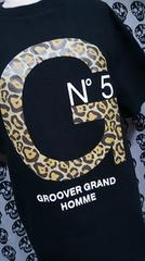 ♂ GROOVER GRAND ♂ Tシャツ