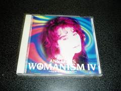 CD「アンルイス/WOMANISM 4~NEW KYOKU SHOO」ベスト 即決