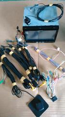 カロッツェリアHDDサイバーナビ2012年製AVIC-ZH77フルセグTV外部入出力送料無料