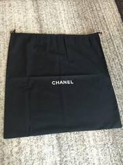 シャネル本物 鞄用 保存袋 超美品 48×48巾着