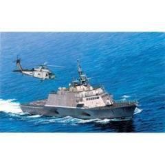 1/700米海軍 沿岸域戦闘艦 U.S.S.フリーダム
