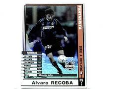 WCCF 2001-2002 FA アルバロ・レコバ 01-02 即決販売