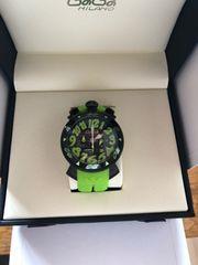 新品 ガガミラノ  腕時計 メンズ 48mm クォーツ GAGA