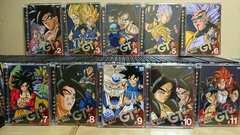 ドラゴンボール GT DVD  完結 全巻セット 1-11巻+オマケ付