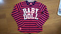 中古 BABY DOLL Tシャツ