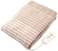 コイズミ 電気毛布 水洗いOK 130×80cm