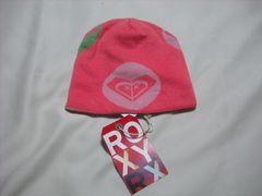 wb209 ROXY ロキシー リバーシブル ニット帽