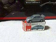 タイトー '05 赤箱 三菱ランサー エボ GT-A HOサイズ