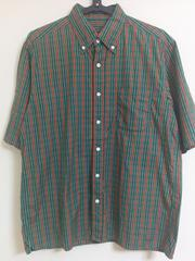 SOPHNET. チェックシャツ Check SHIRT ZOZOTOWN L
