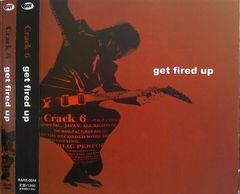 Crack 6:get fired up♪ 会場限定盤★ PENICILLIN/千聖