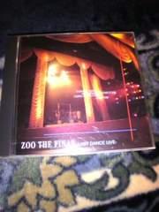 ズー2枚組ライブCD ZOO THE FINAL