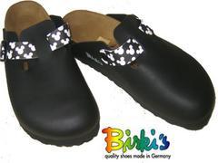 ビルキー新品 ビルケンシュトック ウッドビー ディズニー黒36