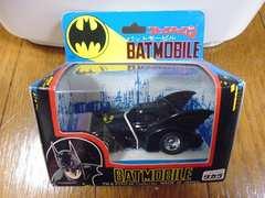 コミックチョロQ BATMAN BATMOBILE バットマンバットモービル タカラ