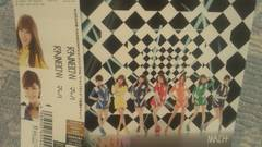 激安!超レア!☆RAINBOW/マッハ☆初回限定盤A/CD+DVD帯付き!/美品!