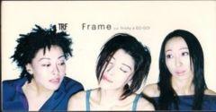◆8cmCDS◆TRF/Frame/19thシングル/作詞:DJ KOO