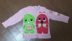 ☆ガチャピン&ムック Tシャツ☆95�p 美品