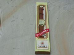 新品☆非売品!CASTER 腕時計