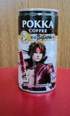 POKKA 缶コーヒー 戦国BASARA3 デザイン缶 真田幸村【ポッカ】