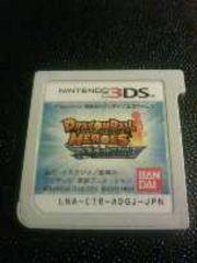 3DS[ドラゴンボールヒーローズアルティメットミッション]ソフトのみ 動作確認済み