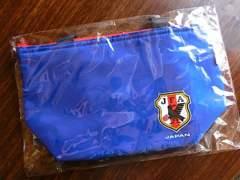 新品 サッカー日本代表 保冷 クーラートートバッグ 非売品 来場者記念品