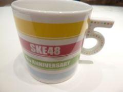 SKE48 5周年記念マグカップ SHOP 限定 AKB48 NMB48 HKT48 松井
