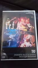TRF「TOUR'95 dAnce to positive Overnight Sensation」DVD