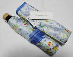 新品タグ付◆PAUL&JOE SISTER◆ポール&ジョーシスター◆折りたたみ雨傘