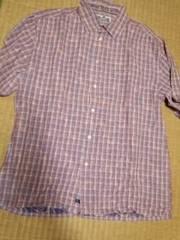 R&G チェックシャツ