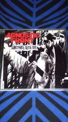 Agnostic front/Something's gotta give NYハードコア