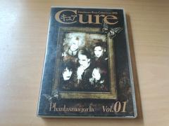 DVD「キュアCure Phantasmagoria/ジャパネスク・ロック」V系●