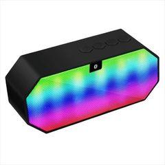 BluetoothポータブルワイヤレススピーカーLEDライト