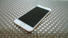 au iPhone 6ゴールド16GB超美品箱有り