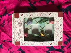 可愛いチユリツプ花模様スイツチカバ(2個穴用)