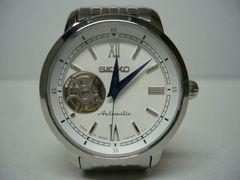 セイコー  美品  プレサージュ メカニカル AT 時計