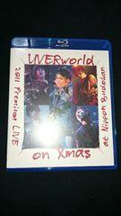 UVERworld ライブBD「2011premium LIVE on Xmas at 日本武道館」