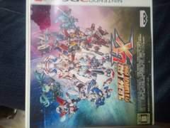 在庫少ないの?3DS「スーパーロボット大戦UX」