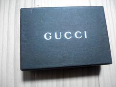 GUCCIの箱