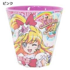 ◆魔法つかいプリキュア メラミンカップ(ピンク)