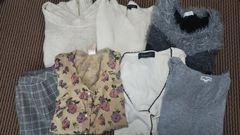 E hyphen world gallery セーター、カーディガンなどまとめ売り