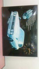 昭和レトロ旧車当時日産スカイライン2000GT-R〓パネル時計〓ハコスカGソレタコデュアル