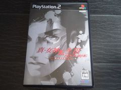 PS2/真・女神転生3 NOCTURNE マニアクス-ノクターン
