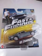 マテル 1/55 アイスチャージャー ICE CHARGER ワイルドスピードアイスブレイク