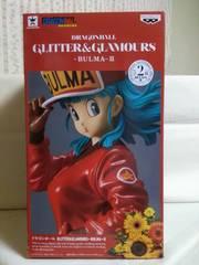 ドラゴンボールGLITTER & GLAMOURS BULMA-�U A