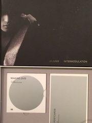 激安!激レア!☆JYJ(JEJUNG)/INTERMODULATION☆写真集+DVD+カード