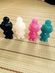 ミニちゃんアロマキャンドル4個セット