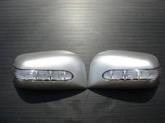 LEDウィンカーミラーカバー セレナ エクストレイル ラフェスタ ムラーノ KY0