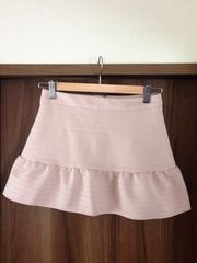 AG by aquagirl アクアガール ◆ 一度着美品◆ ピンクベージュ スカート♪