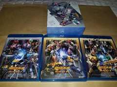 ほぼ新品 仮面ライダー剣Blu-rayBOX全巻セット