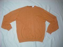 06 男 NAUTICA ノーティカ 橙 セーター L